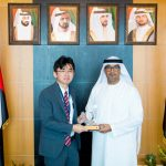 Japanese Delegation Visits DMC