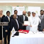 Dubai Maritime City Tahwil Project Completion Party & Signing Ceremony with Dubai Trade